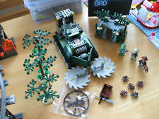 LEGO -  INDIANA JONES - THE JUNGLE CUTTER 7626