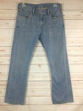 Levi's 527 Slim Fit Boot Cut Men's Medium Wash Jeans 34X31