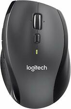 Logitech M705 Marathon Wireless Mouse Long 3 Year Battery Life Ergonomic