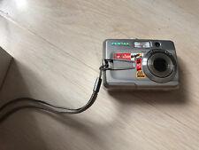 PENTAX Pentax Optio E10 6.0MP Digital Camera - Silver