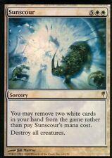 Sunscour FOIL | ex | Coldsnap | Magic MTG