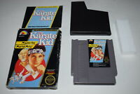 The Karate Kid Nintendo NES Video Game Complete in Box
