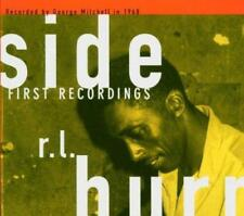 R.L. Burnside - First Recordings (NEW CD)