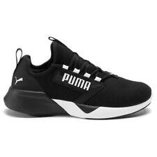 Scarpe da uomo Puma Retaliate 192340 01 nero bianco sneakers sportiva ginnastica