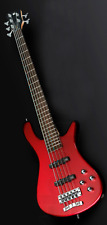 Basso 5 corde Warwick RB Streamer LX 5 RMHP (Red Metallic)
