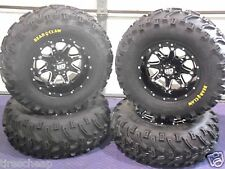 "POLARIS SPORTSMAN 570 25"" BEAR CLAW ATV TIRE & ATV WHEEL KIT LIFE WARRANTY SS4"