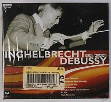 INGHELBRECHT: Conducts Debussy SEALED Box Set Import Very Rare NEW!