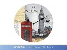 London Round Wall Clocks