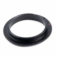 58mm Macro Reverse Adapter Ring for Nikon D5500 D5300 D3300 AF-S 50mm f/1.8G