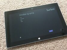 "MICROSOFT Surface 2 Windows RT 32GB Tablet, REFURB 10.6"" modello 1572 + POWER ADT!"