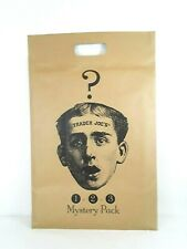 New TRADER JOE'S 2019 Grocery Shopping Bag/Tote Mystery Pack 3 Reusable Bags