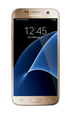 Samsung Galaxy S7 SM-G930 - 32GB - Gold Platinum (Verizon) Smartphone UNLOCKED