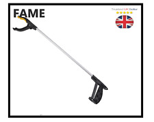 76cm Strong Litter Picker Rubbish Pick Up & Reaching Home & Outdoor Hand Tool