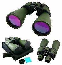 Day/Night 10x-120x90 HUGE Power Zoom Military Grade Hunting Binoculars w/Pouch