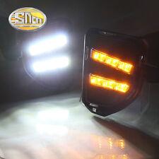 For Toyota Hiace 2014-2016 Sncn LED daytime running light DRL auto Fog lamp