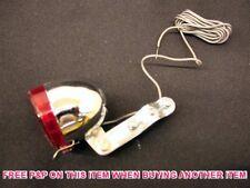 Style Vintage Bullet Type 6 V Arrière Lampe Dynamo Rétro Lampe + Support & Wire