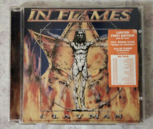 In Flames / Clayman -  Enhanced & Limited First Edition