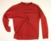 Aigle Pullover Herren Gr. S Rot Weinrot Bordeaux Original Top Casual Style