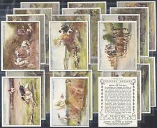 PLAYERS-FULL SET- COUNTRY SPORTS (L25 CARDS) - EXC+++