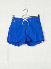 Pantaloncini boxer blu Sundek per il mare e la piscina da uomo