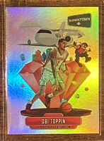 Obi Toppin 2020 Panini Prizm Draft Picks Downtown #D-18 SSP Case Hit Rookie