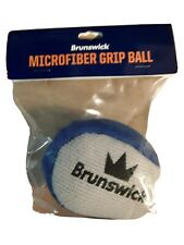 Brunswick New Microfiber Grip Ball, Talcum for Dry Hands Bowling Ball > Shop