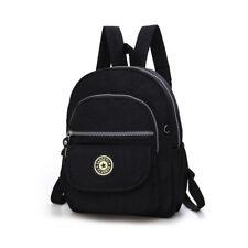 Mini Backpack Purse Nylon Small Backpack Shoulder Rucksack Bag for Women Girls