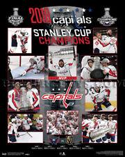 Washington Capitals 2018 Stanley Cup Championship Picture Plaque
