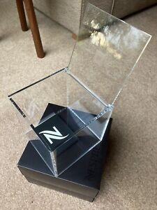 Nespresso View Cube Capsule Dispenser Box New In Original Packaging