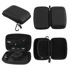 Hard Carry Case Cover 4.3'' In Car Sat Nav Holder For TomTom Garmin Start GPS RB