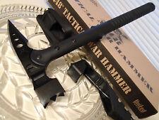 """M48 War Hammer Tactical Spike Smasher Knife Axe 2Cr13 w Protective Sheath 16"""" OA"""