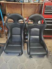 Porsche GT3 seats by Recaro original.