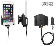 Support  Brodit iPhone 6 avec étui, chargeur voiture rapide 2,1AMP et connectiqu