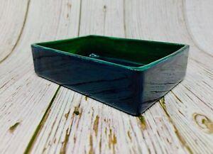 William Moorcroft c1946 Ceramic box