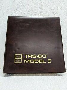 TRS-80 Model II Compiler BASIC Development System VINTAGE Software 26-4508