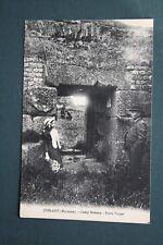 53 MAYENNE JUBLAINS CAMP ROMAIN PORTE VERGER