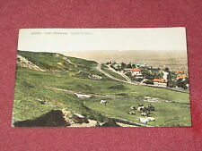 Vintage Postcard of Cheltenham - Cleeve Hill - Unposted