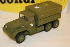 Corgi Toys 1133 Army Troop Transporter in excellent+ all original condition