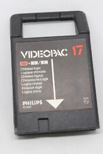 VINTAGE PHILIPS G7000 ODYSSEY 2 VIDEOPAC 17 Chinese Logic