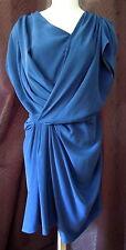 $1,435 NWT Thakoon Addition Sandwashed-silk crepe de chine dress Sz 10