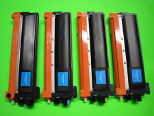 4 Color Toner Brother TN210BK TN210Y TN210M TN210C MFC9120CN MFC9320CW Printer