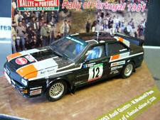 Audi Quattro Rallye talla 4 Portugal 1981 Mouton #12 rareza vitesse 1:43