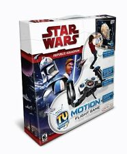 NEW Star Wars Republic Squadron Motion Game Video Game Plug Play Tv Games SEALED