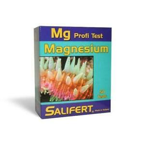 SALIFERT MG MAGNESIUM TEST KIT - 50 TESTS - AQUARIUM WATER ACCURACY & PRECISION