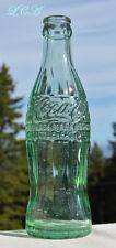 Scarce & ORIGINAL antique MISSOULA MONT hobbleskirt Coca Cola COKE bottle!