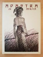 Adastra In Africa by Barry Windsor-Smith Storyteller (Fantagraphics hardcover)