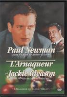 L'arnaqueur Dvd Paul Newman Jackie Gleason Robert Rossen