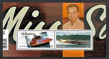 Canada Stamps - Souvenir sheet - Speed Boats: Miss Supertest III #2486 - MNH