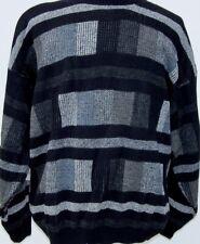 Sweaters - Crew Neck - Fancy - MultiColored - Protege #A - USA -2X-BIG