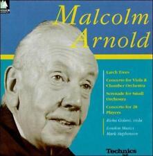 Malcolm Arnold (CD, Conifer)